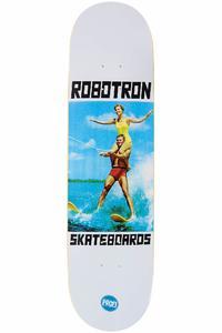 """Robotron Wasserski 8.125"""" Deck (white)"""