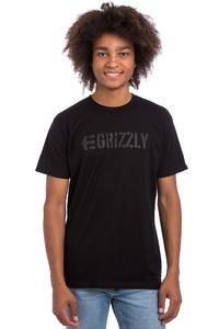 Etnies x Grizzly Lock T-Shirt (black)