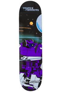 "Primitive Calloway Transformers Shockwave 8"" Deck (multi)"