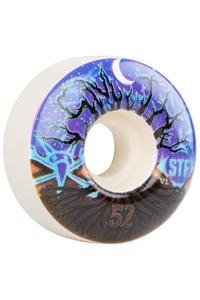 Bones STF Smith Mandalas 52mm Rollen (white) 4er Pack