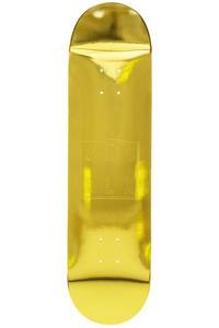 """SK8DLX Goldie Series 8.25"""" Planche Skate (gold)"""