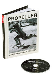 Vans Propeller Limited Booklet &  DVD