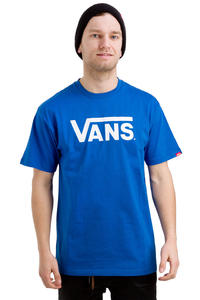 Vans Classic T-Shirt (royal white)
