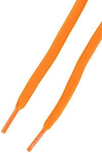Mr. Lacy Slimmies Schnürsenkel (two tones bright orange neon lim)