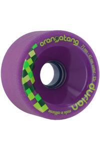 Orangatang Durian 75mm 83A Wheel (purple) 4 Pack