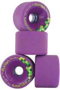 Orangatang Durian 75mm 83A Rollen (purple) 4er Pack
