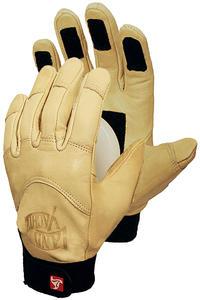 Landyachtz Leather Slide Handschuhe (khaki)