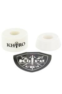 Khiro 73a Standard Barrel Lenkgummi (white)