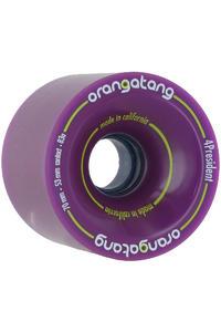 Orangatang 4President 70mm 83A Wheel (purple) 4 Pack