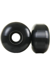 SEVEN-PLY Basic 51mm Rollen 4er Pack  (black)