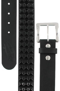 Vans Studded Leather Gürtel (black black)