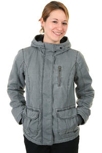 Vans New Heights Jacke women (washed gravel)