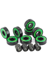 Shake Junt OG's ABEC 5 Bearing inkl. Spacer  (black)