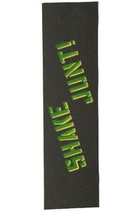 Shake Junt Stencil Logo Griptape (black)