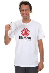 Element Vertical SP14 T-Shirt (white)