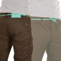 Iriedaily Slim Shot Hose (chocolate)