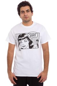 Thrasher Boyfriend T-Shirt (white)