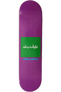 """Chocolate Calloway Color Line 8"""" Deck"""