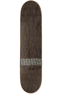 "Trap Skateboards I Love My Board 7.75"" Deck (white)"