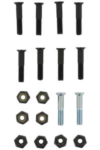 "Thunder 1"" Bolt Pack Flathead (countersunk) cross slot"