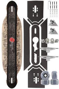 "Original Skateboards Apex 37"" Longboard-Bausatz"