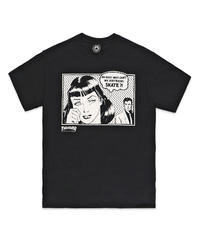 Thrasher Boyfriend T-Shirt (black)