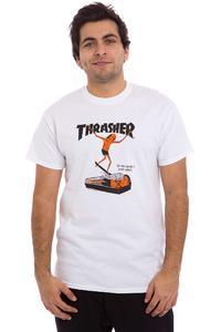 Thrasher Neckface T-Shirt (white)