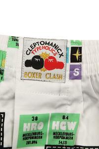Lousy Livin Underwear Chemicx Boxershorts (white)