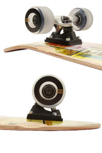"""Globe Pulp 31.25"""" (79,5cm) Komplett-Longboard (multi)"""