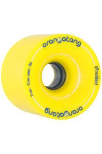 Orangatang 4President 70mm 86A Rollen (yellow) 4er Pack