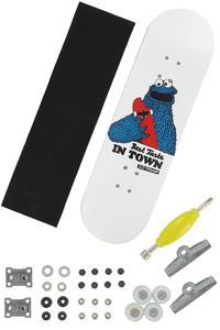 Trap Skateboards Best Taste Fingerboard (white)