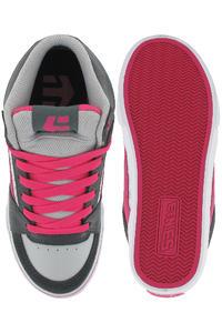 Etnies RVM Suede Schuh women (dark grey pink)