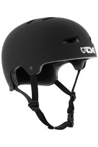TSG Evolution-Solid-Colors Helm (flat black)