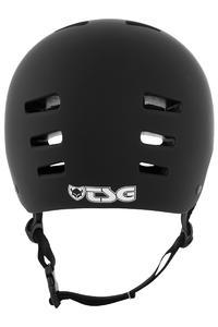 TSG Evolution-Solid-Colors Helm (flat black)