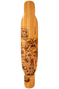 "Loaded Bhangra 48.5"" (123cm) Longboard Deck"
