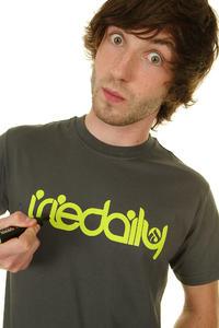 Iriedaily No Matter 2 T-Shirt (anthracite)