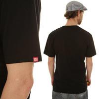 SK8DLX Painted Big T-Shirt (black multi)