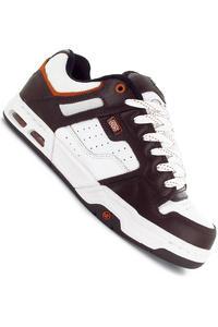 DVS Enduro Heir SMU EU Leather Schuh (brown white)