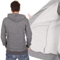 Hurley Vacation Zip-Hoodie (heather grey)
