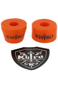 Khiro 79A Tall Cone Combo Lenkgummi (orange)