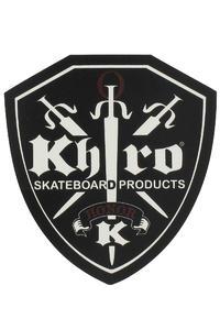 Khiro 9° 80A Angled Shock Pad (black) 2er Pack