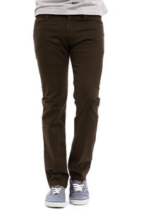REELL Skin Stretch Jeans (pure choco)