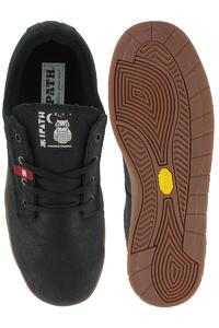 iPath Nite OWL Suede Schuh (black gum)