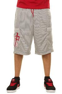 Red Dragon OG Mesh Shorts (light grey)