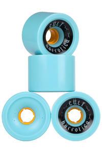 Cult Gamma Ray 72mm 80A Rollen 4er Pack  (blue)