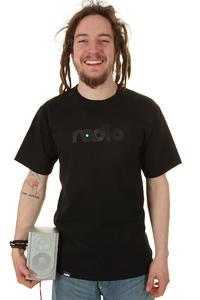 Radio OG Logo T-Shirt (black black)