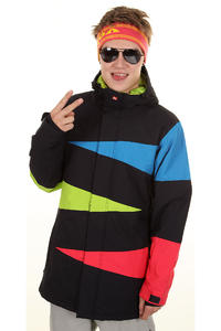 Quiksilver Return Snowboard Jacke (black)