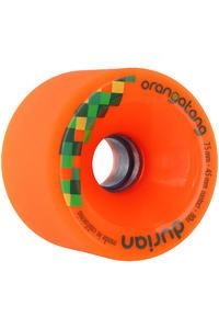 Orangatang Durian 75mm 80A Wheel (orange) 4 Pack