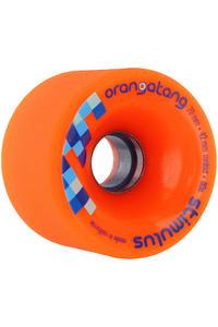 Orangatang Stimulus 70mm 80A Rollen (orange) 4er Pack