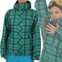 Burton TWC Baby Cakes Snowboard Jacket women (siren shift plaid)